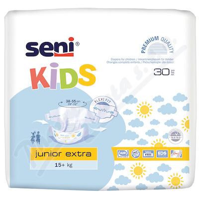 Seni Kids Junior Extra 30ks plenk.kalhotky 15-30kg