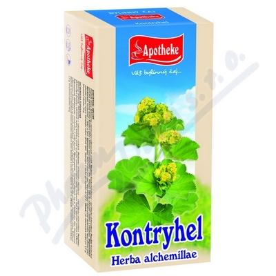 Apotheke Kontryhel obecný čaj 20x1.5g