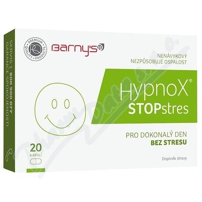 Barnys HypnoX STOPstres cps.20