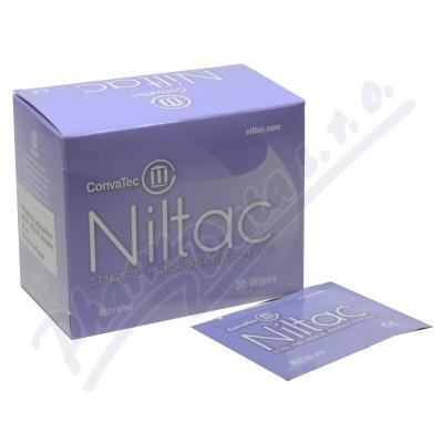 Odstraňovač medic.adheziv NILTAC ubrousky 30 ks