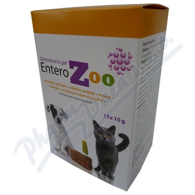 EnteroZoo gel 15x10g