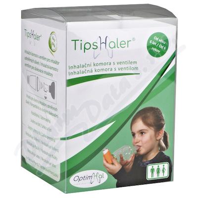Tips-haler inhalační nástavec od věku 6 let
