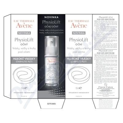 AVENE Physiolift Oční krém 15ml