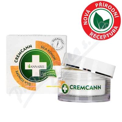 Annabis Cremcann Omega 3-6 pleťový krém 50ml