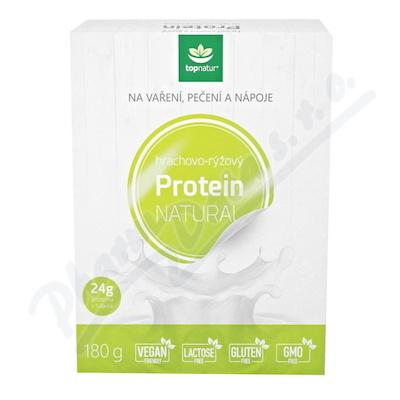Protein hrachovo-rýžový 180g TOPNATUR