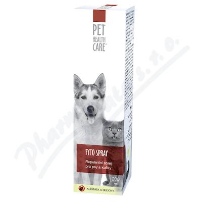 PET HEALTH CARE Fyto SPRAY 200 ml