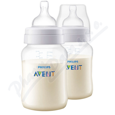 AVENT Láhev Anti-colic 260ml 2ks