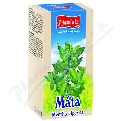 Apotheke Máta peprná čaj n.s.20x1.5g