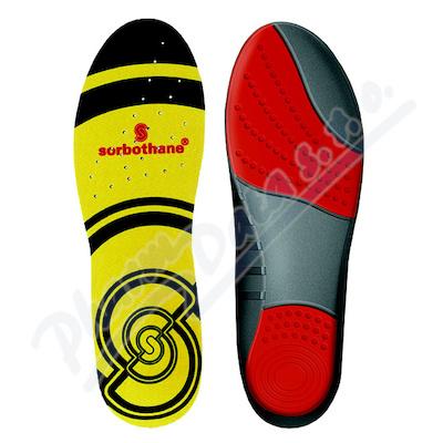 Sorbothane Double Strike gel.vložky do bot v.38-40