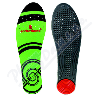 Sorbothane Single Strike gel.vložky do bot v.42-43