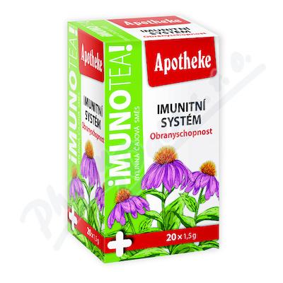 Apotheke ImunoTea Imunitní systém čaj 20x1.5g