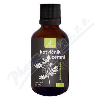 Allnature Kotvičník zemní bylinné kapky 50 ml