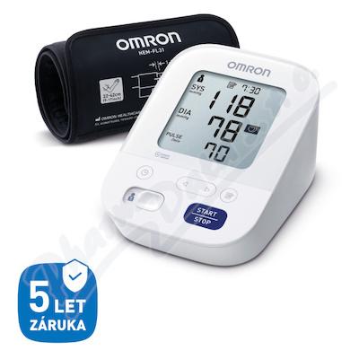 Tonometr dig.OMRON M3 Comfort intelli 4roky záruka