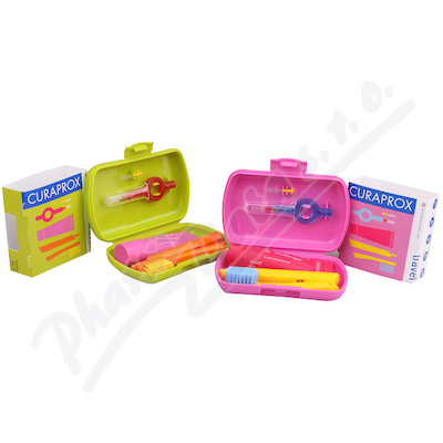 CURAPROX Travel set