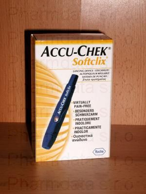 Accu-Chek Softclix KIT