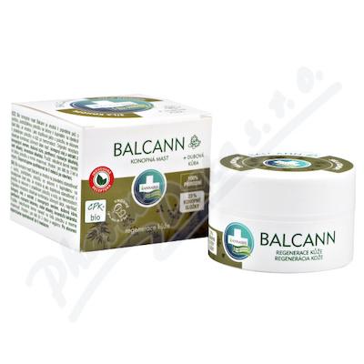Annabis Balcann konopná mast BIO 15ml