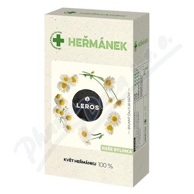 LEROS Heřmánek 20x1g