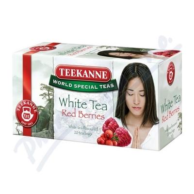 TEEKANNE White tea Red Berries n.s.20(brus.malina)