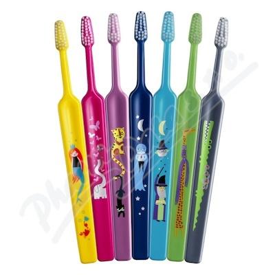 TePe Kids x-soft dětské zubní kartáčky 4ks 339470