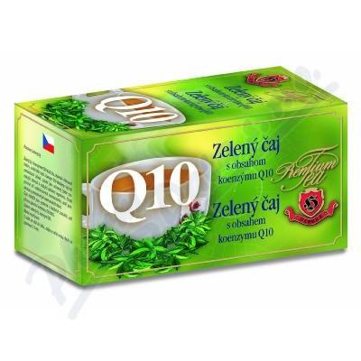 HERBEX Zelený čaj s Q10 Premium Tea 20x1.5g