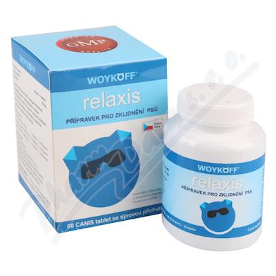 relaxis CANIS (sýrová přích.) tbl.60