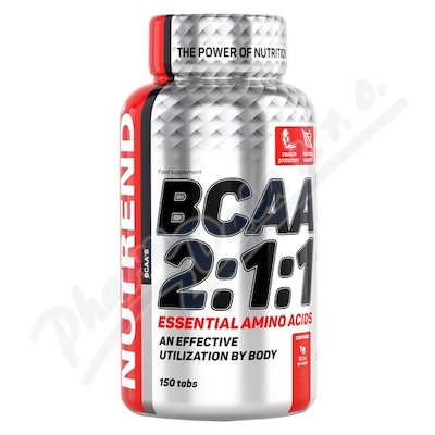 NUTREND BCAA 2:1:1 tabs.150