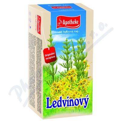 Apotheke Ledvinový čaj 20x1.5g n.s