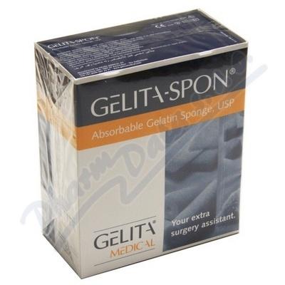 Gelita-Spon Standard GS-010 80x50x10mm 10ks